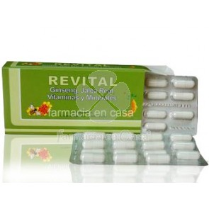 Revital Ginseng 30 caps