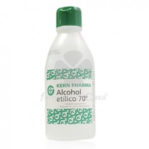 Kern Pharma Alcohol Etilico 70º 250ml