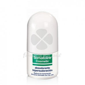 Somatoline Desodorante hipersudoracion roll-on 30ml