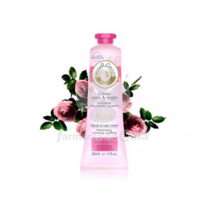 Roger Gallet Rose crema de manos relajante 30ml