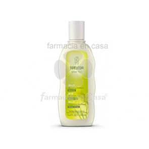 Weleda Champú nutritivo mijo cabello normal 190ml