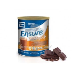 Ensure Resource nutrivigor chocolate 400 gr