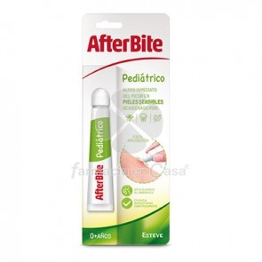 After Bite Pediatrico Alivio Inmediato Pieles Sensibles 20gr