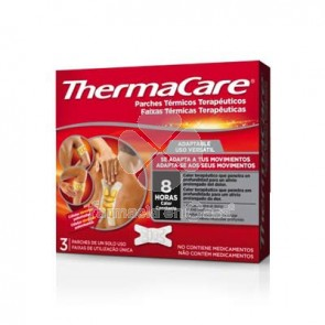 Thermacare Parches térmicos adaptables 3uds