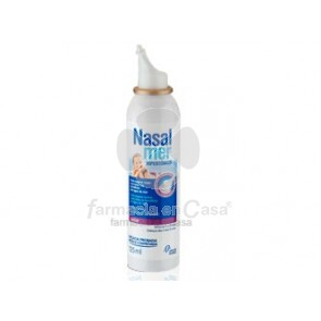Nasalmer Hipertonico spray nasal descongestionante junior 125ml
