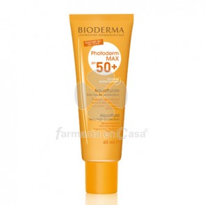 Bioderma Photoderm max spf 50+ aquafluido toque seco 40ml