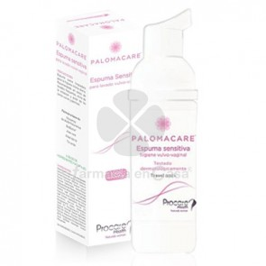 Palomacare Espuma sensitiva vaginal 150ml