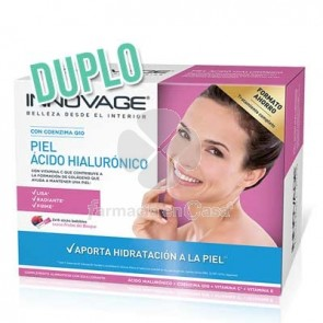 Innovage Piel Acido Hialuronico 30 Sticks Bebibles