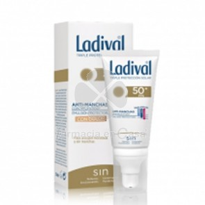 Ladival Anti-Manchas Emulsion Protectora con Color Spf50+ 50ml