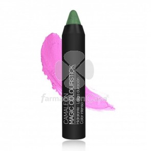 Camaleon Magic Colourstick Barra de Labios Color Verde 4gr