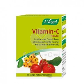 Bioforce Vitamina C 40 Comp