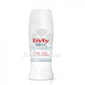 Byly Farma desodorante roll-on 75ml