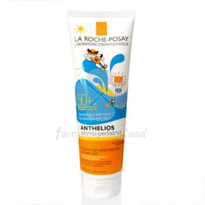 Anthelios Dermo-Pediatrics Spf50+ Gel Wet Skin 250ml.La R. Posay