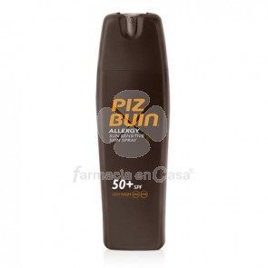 Piz Buin Allergy spray corporal spf 50+ 200ml