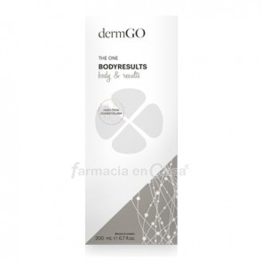 Dermgo Body results crema ligera corporal 200ml
