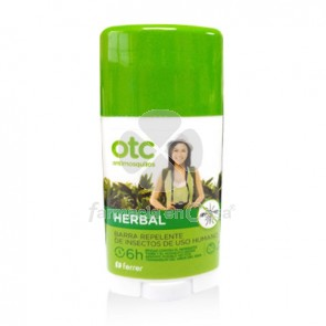 OTC Antimosquitos herbal barra repelente insectos 50ml