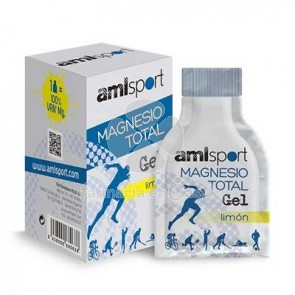 Lajusticia Amlsport Magnesio Total Gel 12 Uds Bebibles
