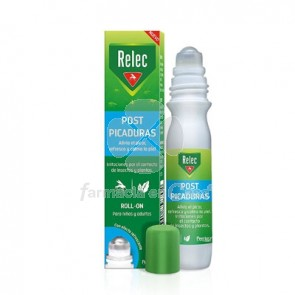 Relec Post picaduras alivio del picor roll-on 15ml