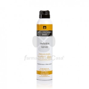 Heliocare 360º spf 50+ spray transparente invisible 200ml