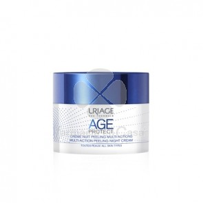 Uriage Age protect crema de noche peeling multifuncion 50ml
