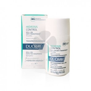 Ducray Hidrosis control desodorante antitranspirante roll-on 40ml
