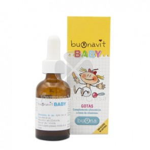 Buonavit Baby Multivitaminico Gotas 20ml