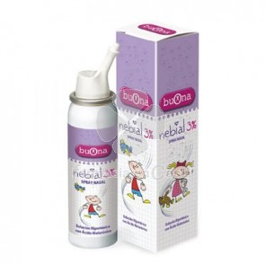 Buona Nebial Spray Nasal 100ml