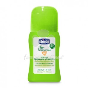 Chicco Natural Roll On Protector Anti-Mosquitos 2m+ 60ml