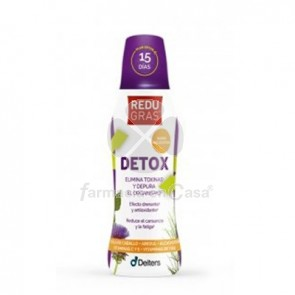 Deiters Redugras Detox Plan 15 Dias 450ml