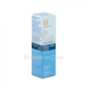 Interapothek Gel contorno de ojos antiedad roll-on 15ml