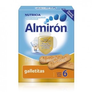 Almiron Advance Galletitas 6 Cereales 180grs