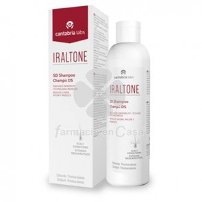 Iraltone Champu ds Reduce la Caspa Picor y Rojeces 200ml