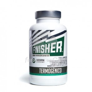 Kern Pharma Finisher Termogenico 120 Capsulas