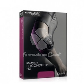 Farmalastic Advance Brazalete Epicondilitis Fix T-U