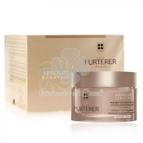 Rene Furterer Absolue Keratine Mascarilla Cabello Grueso 200ml