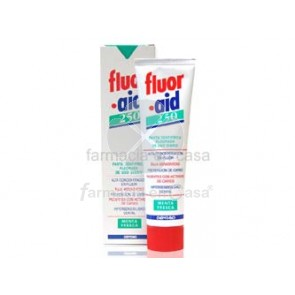 Dentaid Fluor aid 250 pasta dental 100 ml