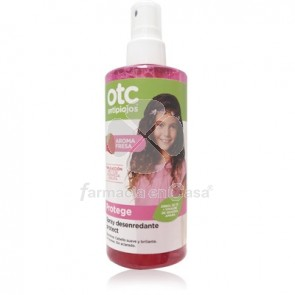 Otc Antipiojos Protege Spray Desenredante Protect Fresa 250ml