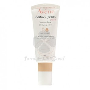 Avene Antirrojeces Cuidado Unificador con Color Spf30 40ml