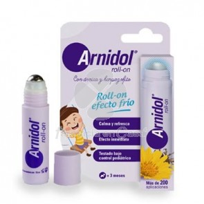 Arnidol Roll-On Efecto Frio 15ml