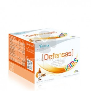 Ysana Defensas Kids 10ml 20 Viales