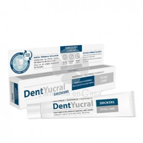 Dentyucral Fumadores Cuidado Integral Pasta Dental 75ml