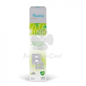 Ysana Vitalink Vitamina B12 Spray Oral 10ml
