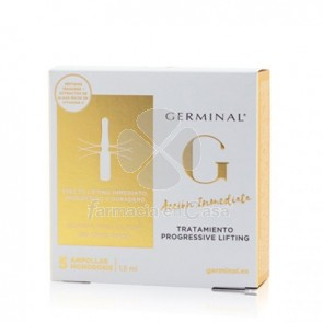 Germinal Accion Inmediata TTO Progressive Lifting 5 Ampollas