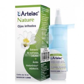 Artelac Nature Colirio Ojos Irritados 10ml