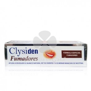 Clysiden Pasta Dental Fumadores 75 ml