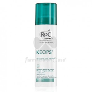 Roc Keops Desodorante Spray Seco Piel Normal 24h 150ml