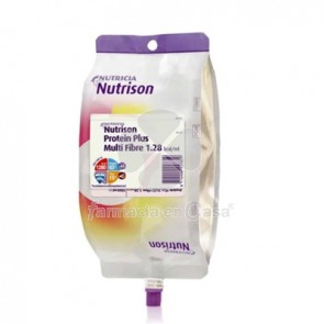 Nutrison Pack Protein Plus 8x100ml