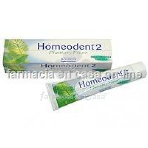 Boiron homeodent-2 pasta dental clorofila 75ml