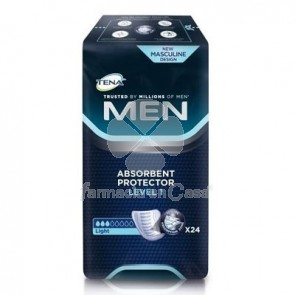 Tena For Men Absorb Inc Orina Ligera Level-1 24uds
