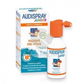 Audispray Junior Higiene del Oido 25ml